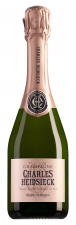 Charles Heidsieck Champagne Rosé Réserve Brut halve fles