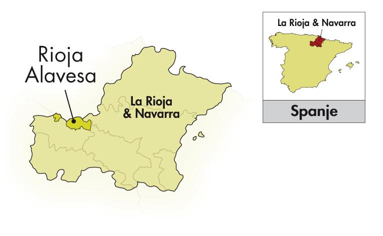 Viña del Lentisco Rioja Villota Tinto