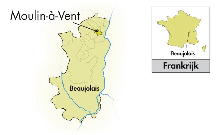 Jean-Paul Brun Terres Dorées Beaujolais Moulin-à-Vent