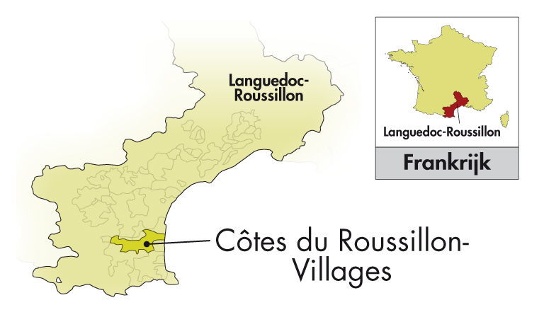 Domaine Força Réal Côtes du Roussillon Mas de la Garrigue