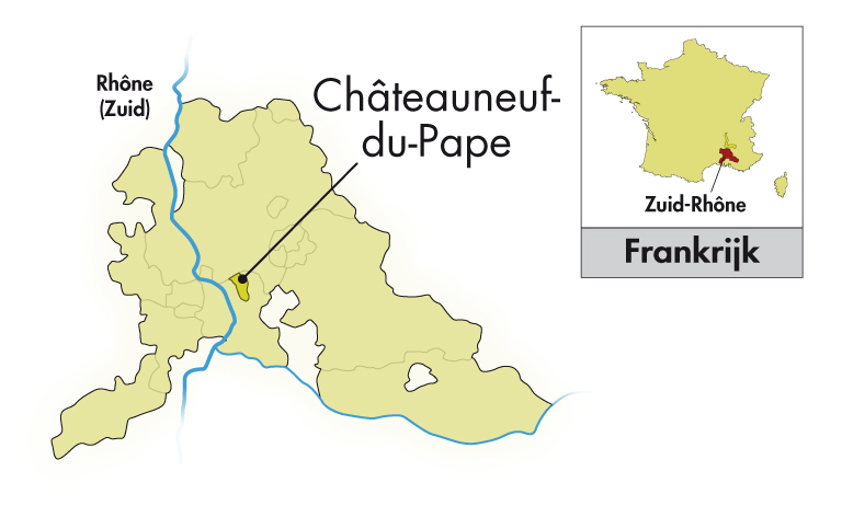 Le Clos du Caillou Châteauneuf-du-Pape Les Quartz
