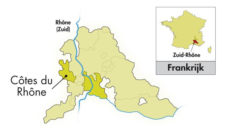 Le Clos du Caillou Côtes du Rhône Les Quartz