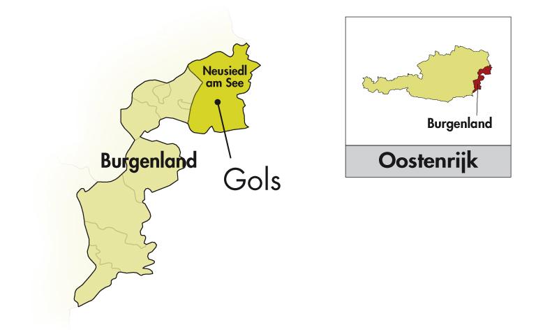 Sepp Moser Burgenland Organic Zweigelt