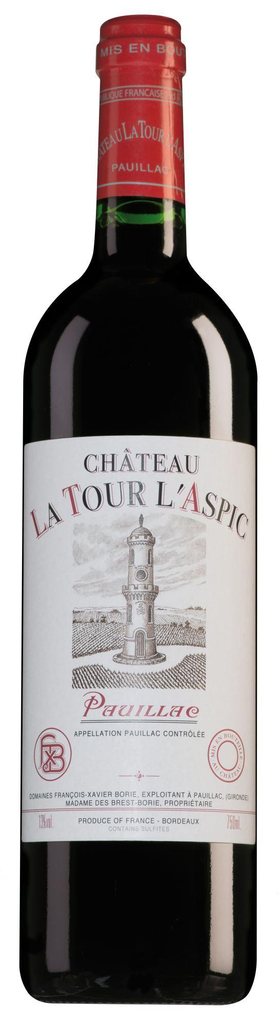 Château la Tour L'Aspic Pauillac
