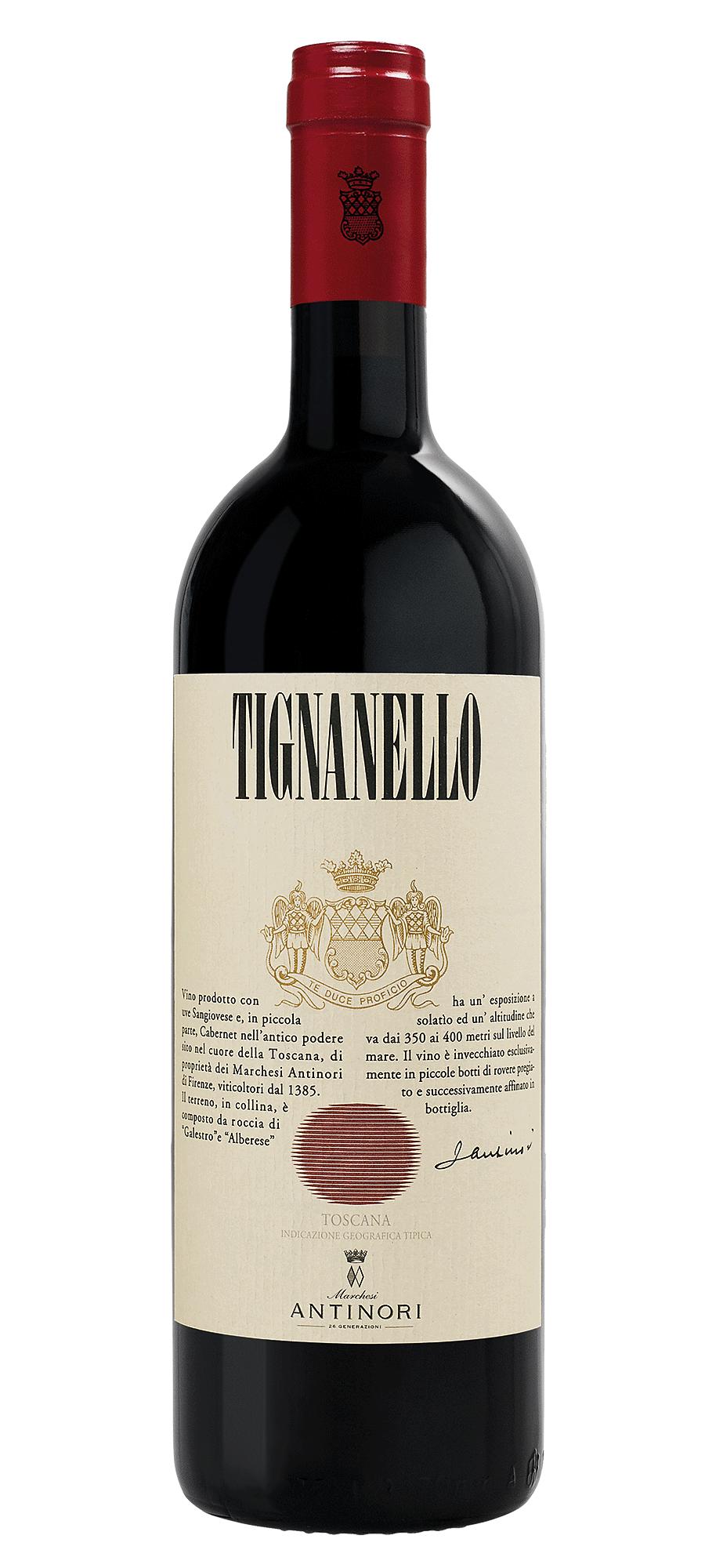 Tignanello Antinori Toscana