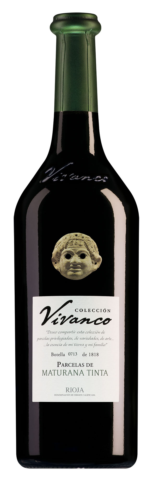 Vivanco Rioja Colección Parcelas de Maturana Tinta