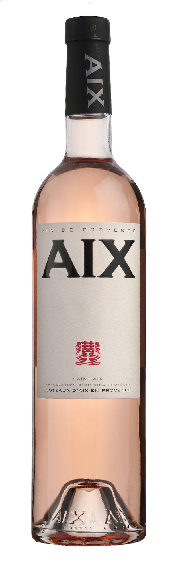 AIX rose Coteaux D'Aix en Provence