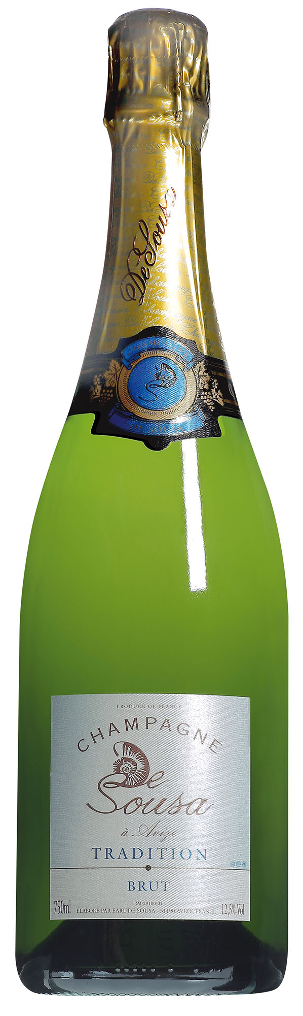 De Sousa Champagne Tradition Brut