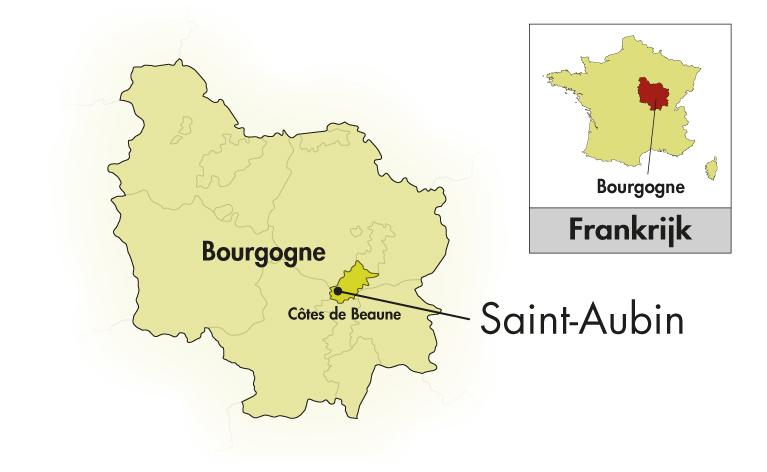 Sylvain Langoureau Saint-Aubin Bas de Vermarain à l'Est Premier Cru