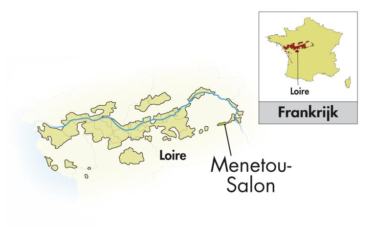 Pierre Clément Menetou-Salon wit