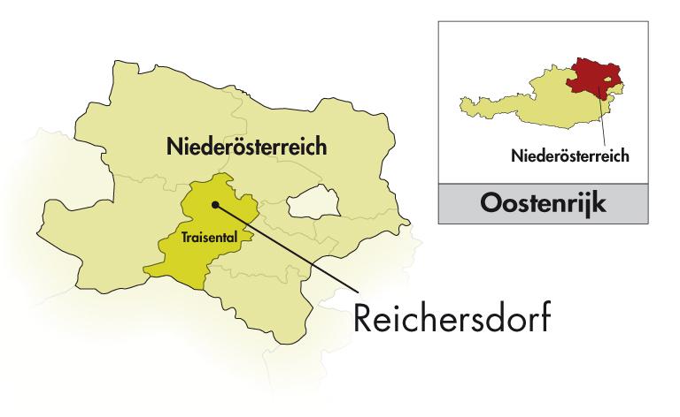 Huber Traisental Zweigelt